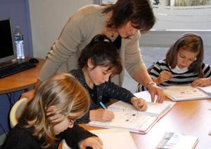 colonie de vacances révision scolaire avec Cap Juniors