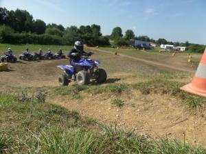 stage sportif colonie de vacances quad cap juniors