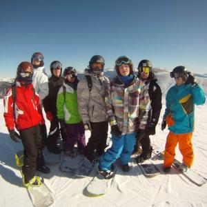 Colonie de vacances à la neige Cap Juniors