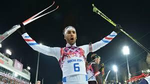 Martin Fourcade médaillé olympique biathlon - Cap Juniors