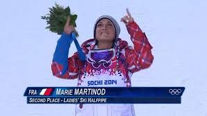 Marie Martinod médaillée olympique Half pipe - Cap Juniors
