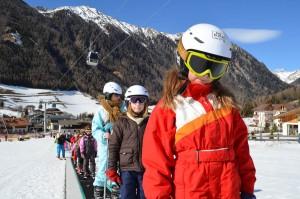 Ski enfant débutant Cap Juniors