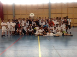 Football camp Cap Juniors