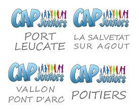 logo capjuniors sur facebook