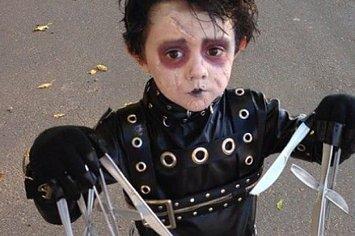 costumes pour Halloween avec Cap Juniors