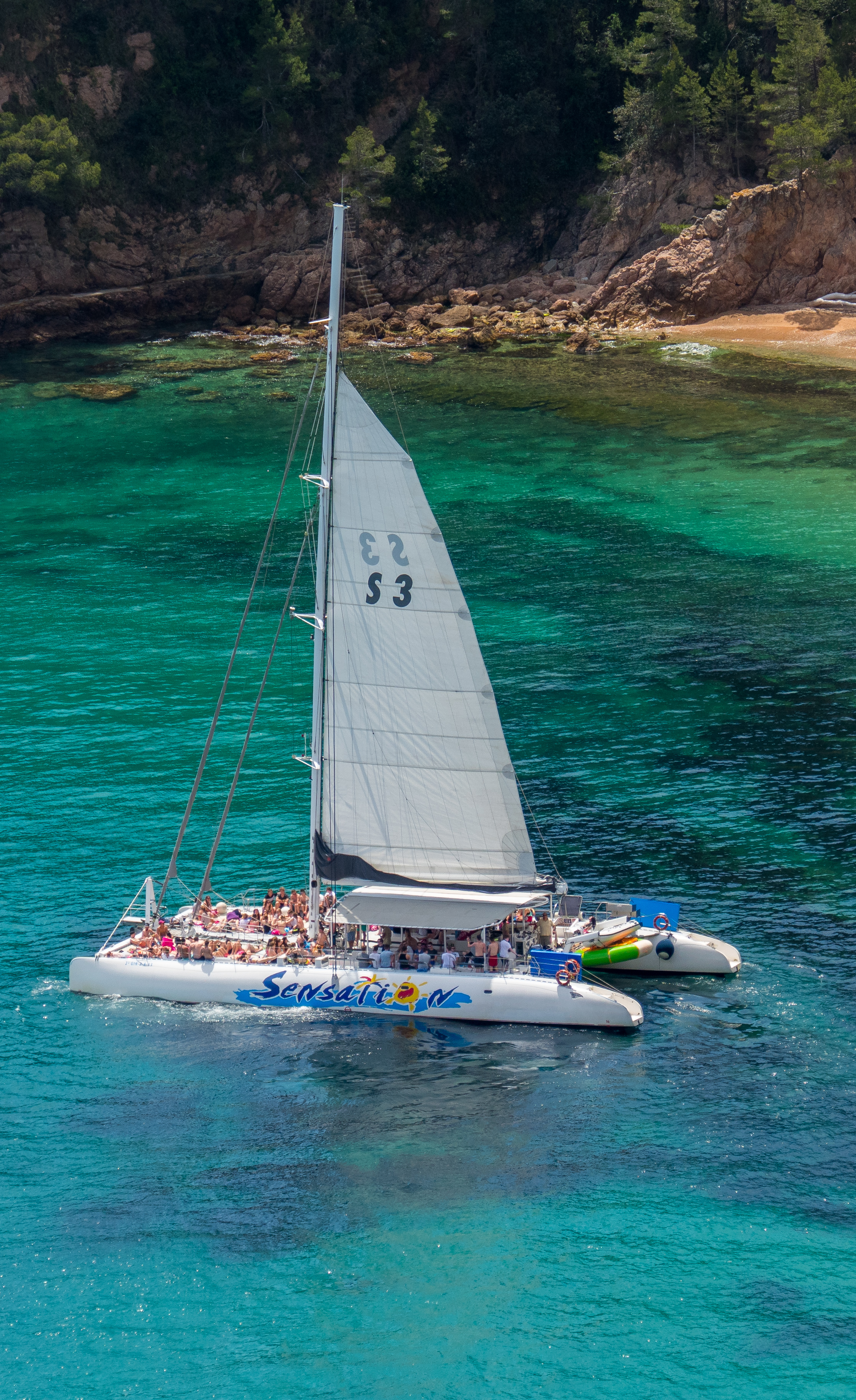 Colonies de vacances à Malgrat de Mar