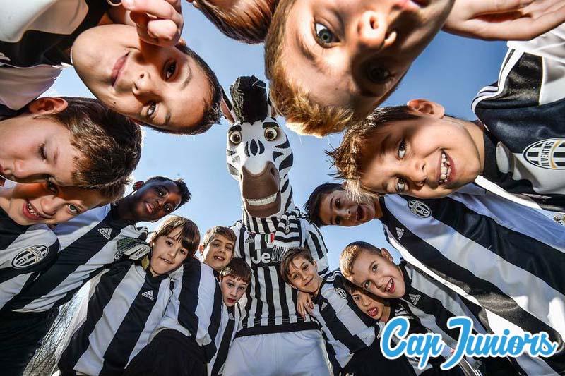 Equipe en stage de foot à Cap Juniors