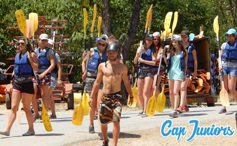 stage sportif pour jeunes et adolescents