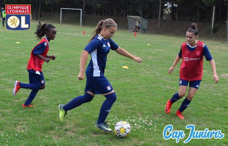 Les filles adorent le foot et elles le prouvent